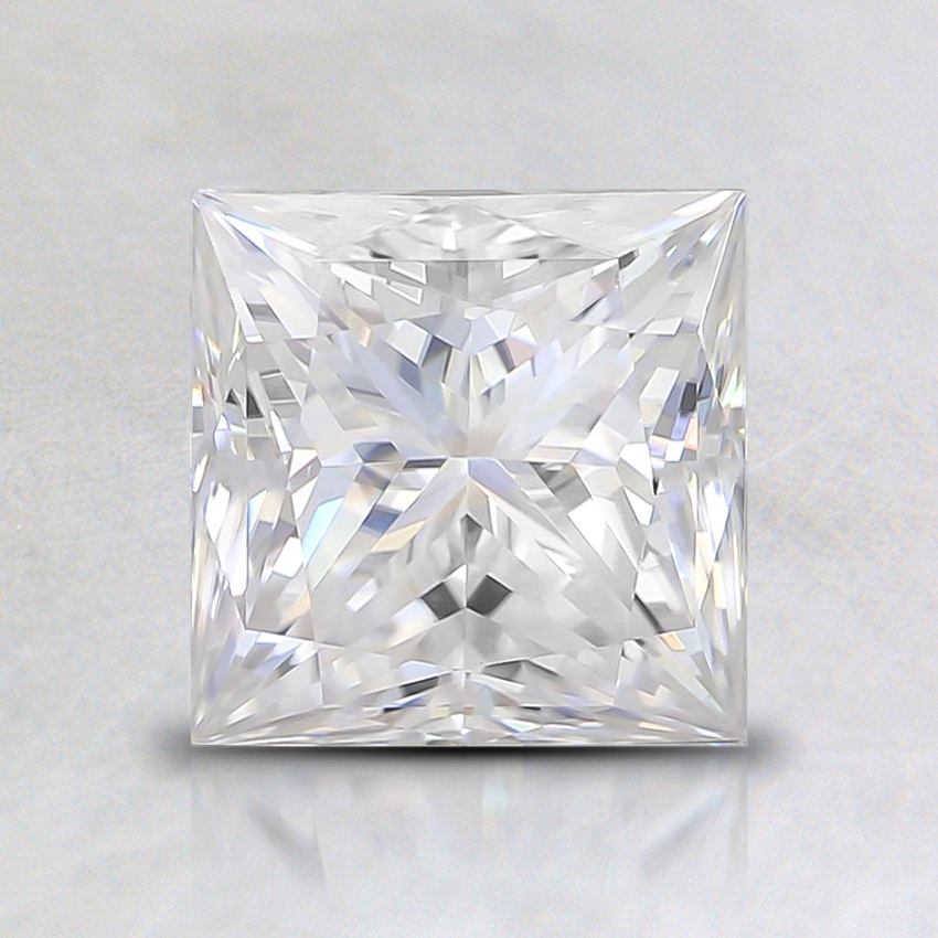 6mm Premium Princess Moissanite