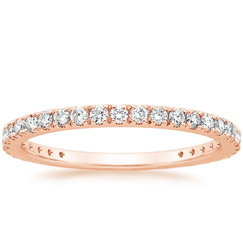 Rose Gold Luxe Bliss Diamond Ring (1/3 ct. tw.)