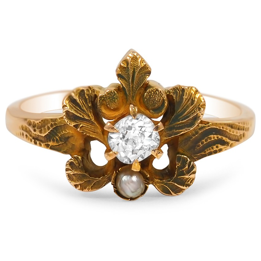 The Kildress Ring, top view