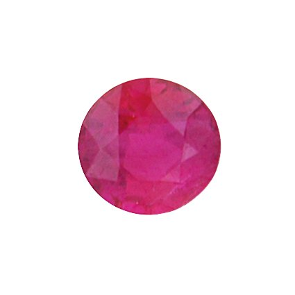 5.8mm Red Round Ruby