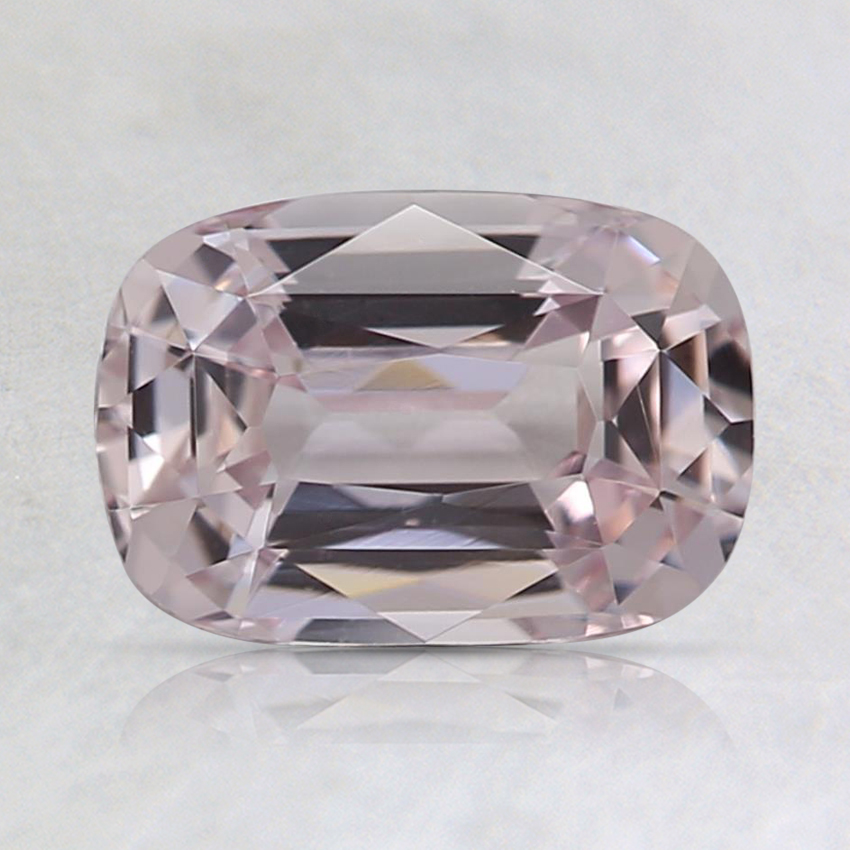 7.9x5.5mm Unheated Peach Cushion Sapphire