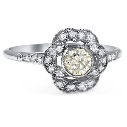 The Aries Ring, top view