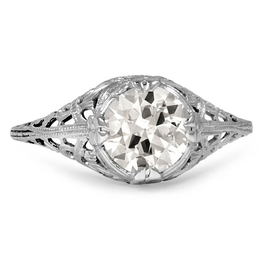 Edwardian Diamond Vintage Ring