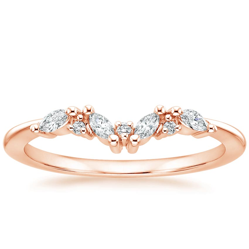 Top TwentyWomen's Wedding Rings - YVETTE DIAMOND RING