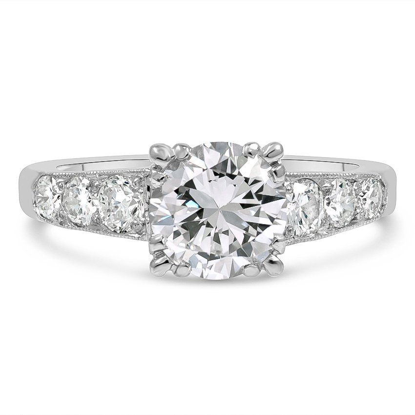 The Mayport Ring, top view