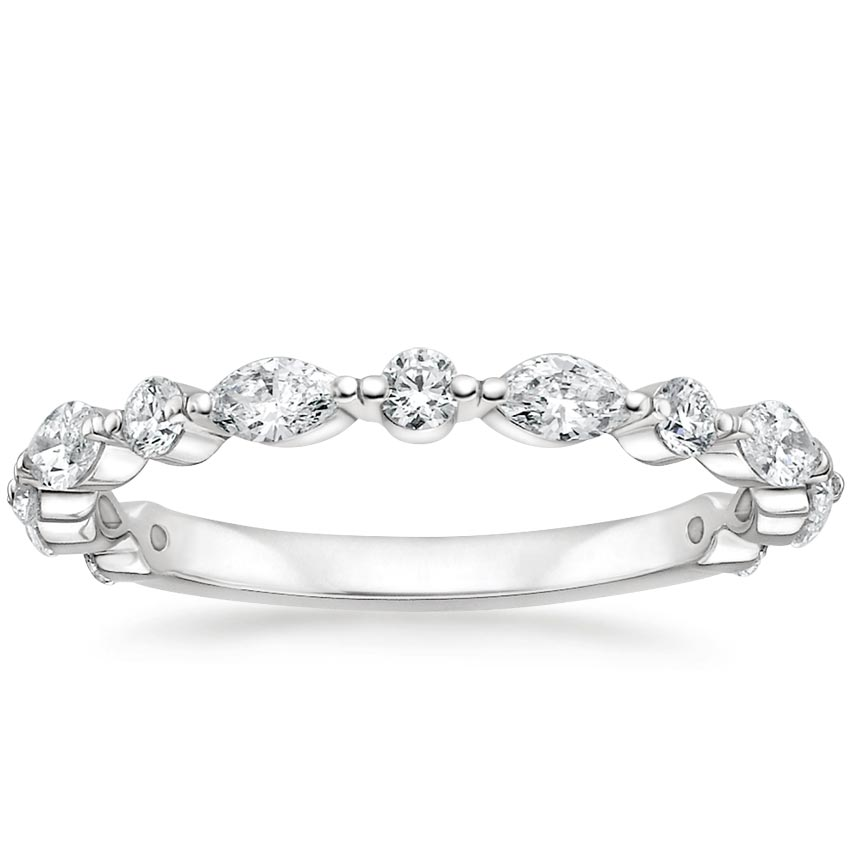 Top Twenty Anniversary Gifts - LUXE VERSAILLES DIAMOND RING (1/2 CT. TW.)