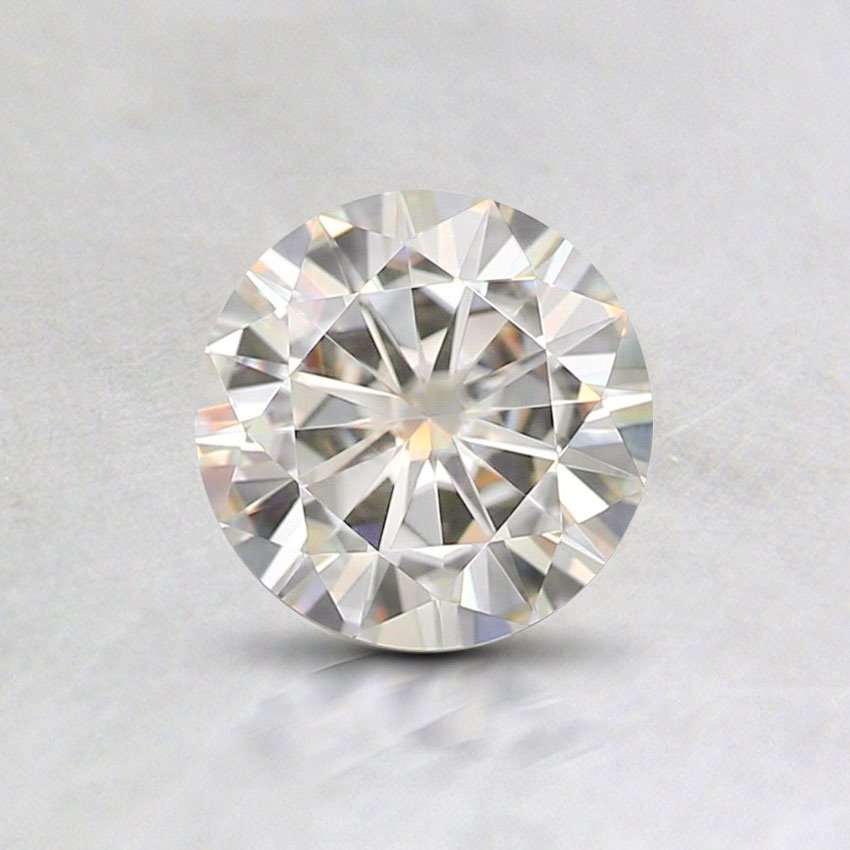 5.5mm Round Moissanite