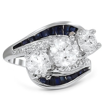 The Downton Ring, top view