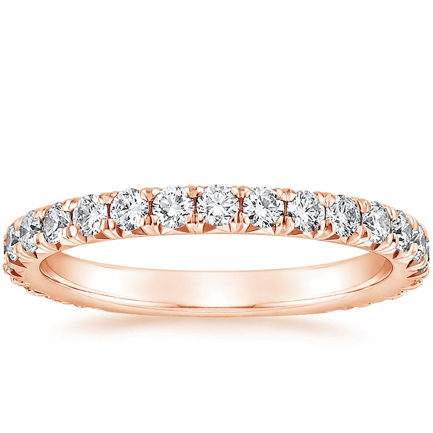 Rose Gold Signature Luxe Sienna Diamond Ring (5/8 ct. tw.)
