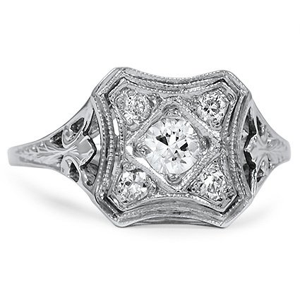 The Amal Ring, top view