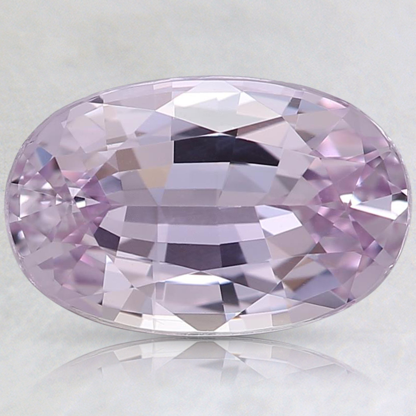 9.9x6.3mm Pink Oval Sapphire