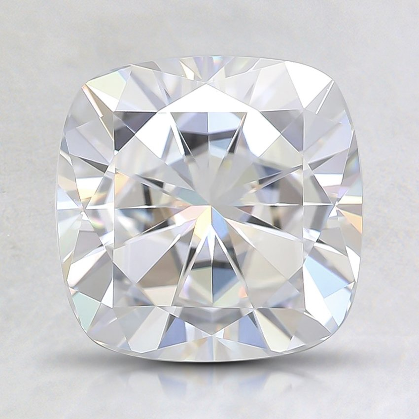 8.5mm Super Premium Cushion Moissanite