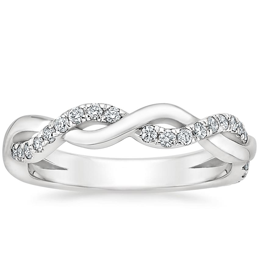 Braided Vine Wedding Ring
