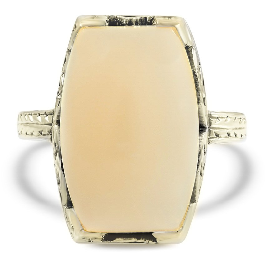 Victorian Moonstone Vintage Ring