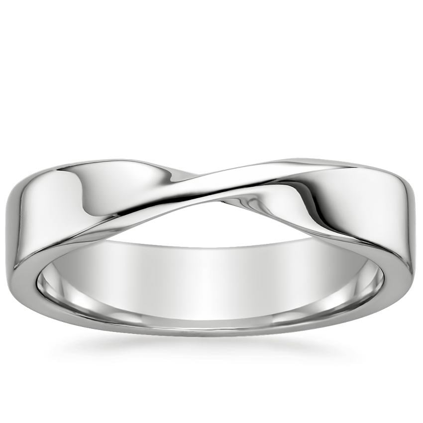 Mobius Strip Ring Jewelry