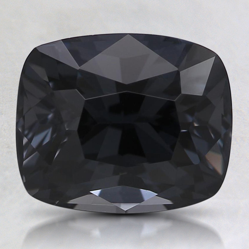8.8x7.4mm Premium Gray Cushion Spinel