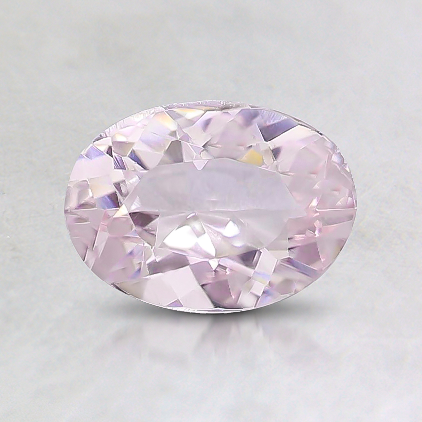 7x5mm Premium Pink Oval Morganite