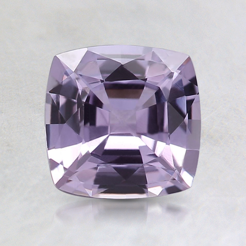 6.5mm Premium Purple Cushion Sapphire