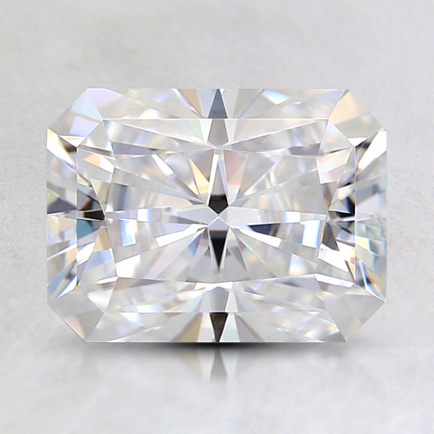 8x6mm Super Premium Radiant Moissanite