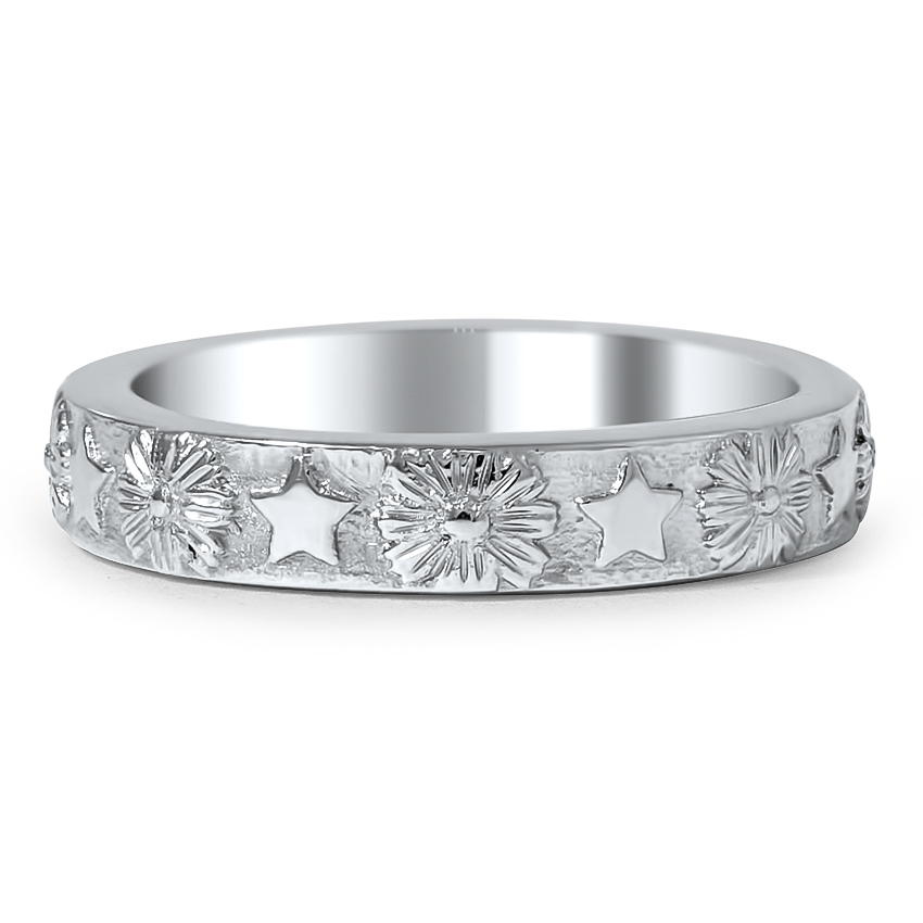 Custom Star Flower Band