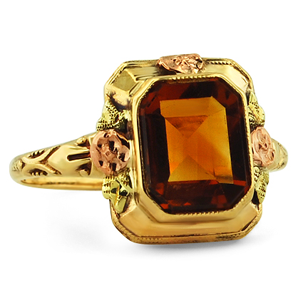 The Verona Ring, top view