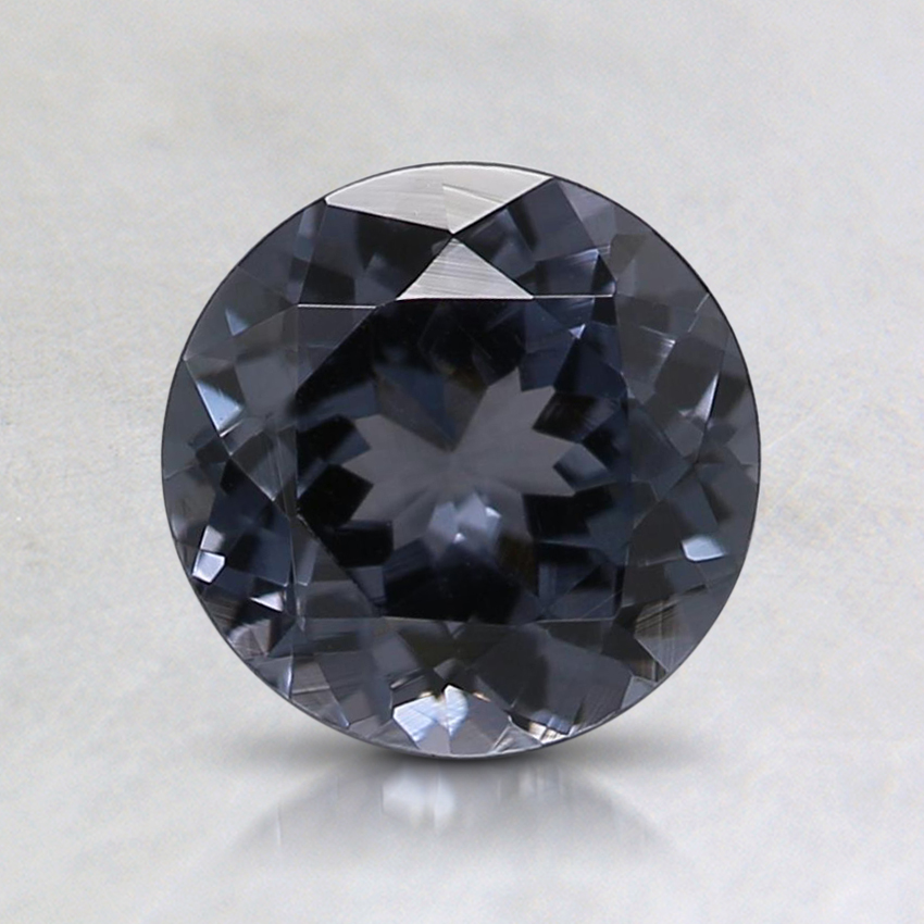 6.6mm Gray Round Spinel