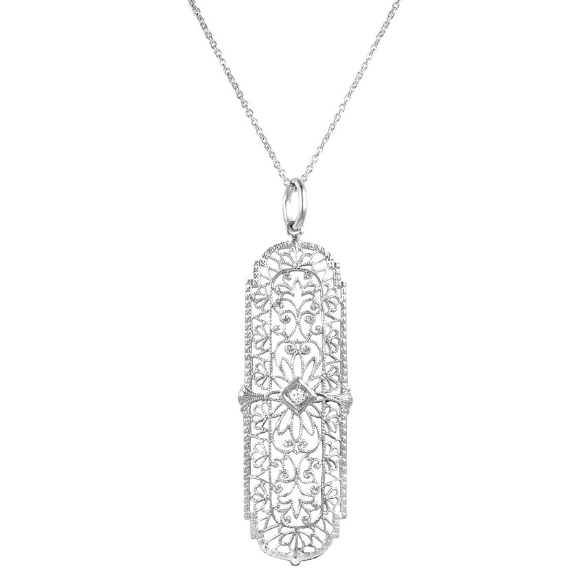 The Falaise Pendant