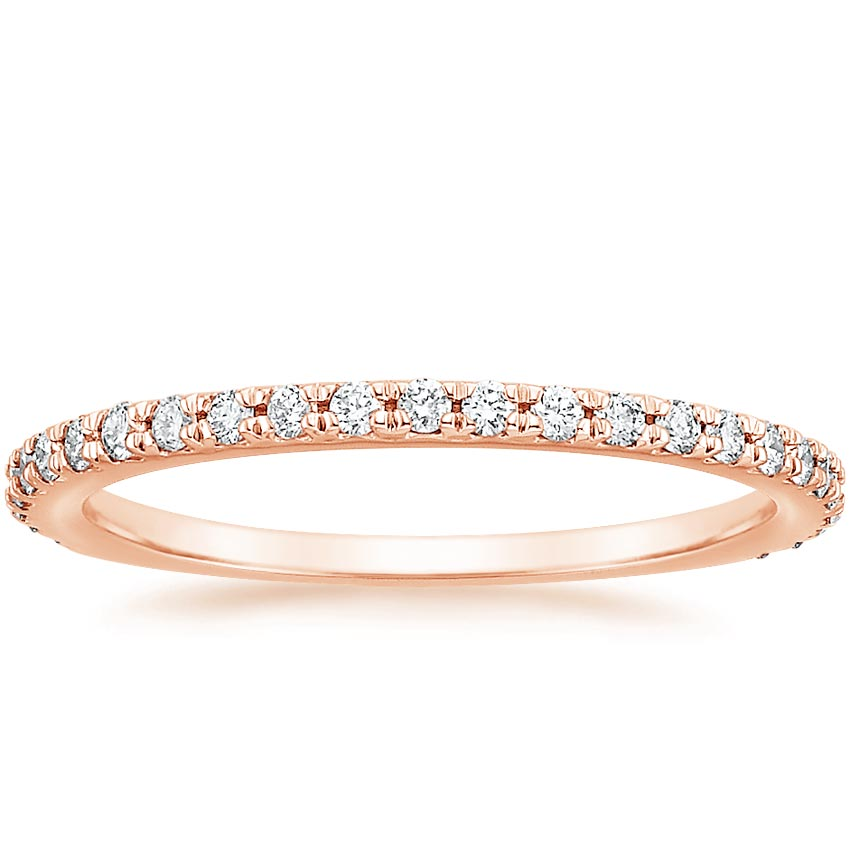 Rose Gold Luxe Sonora Diamond Ring (1/4 ct. tw.)