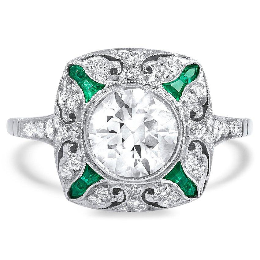 Art Deco Vintage Ring 69