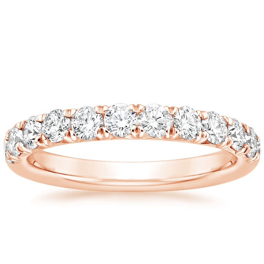 Rose Gold Luxe Anthology Diamond Ring (2/3 ct. tw.)