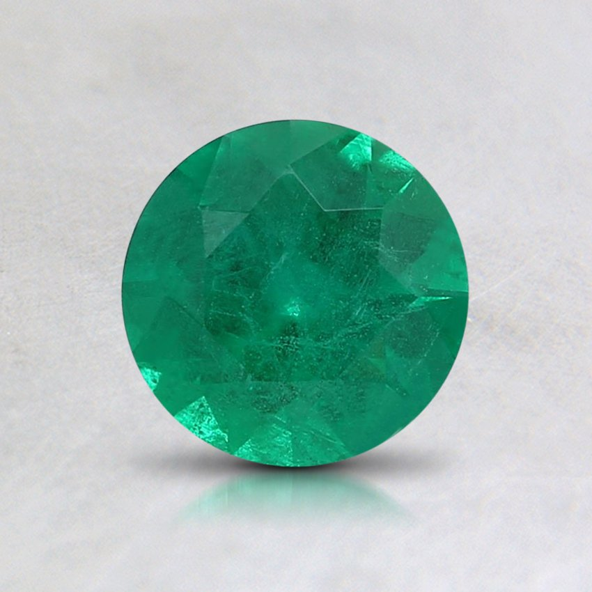 6mm Super Premium Round Emerald