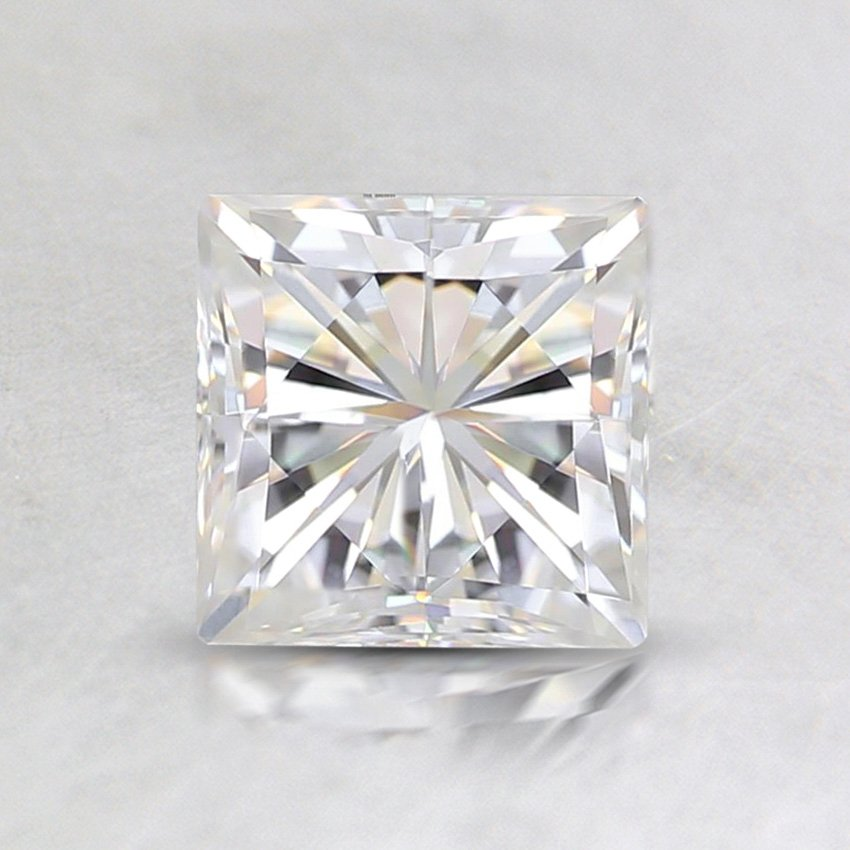 5.5mm Super Premium Princess Moissanite