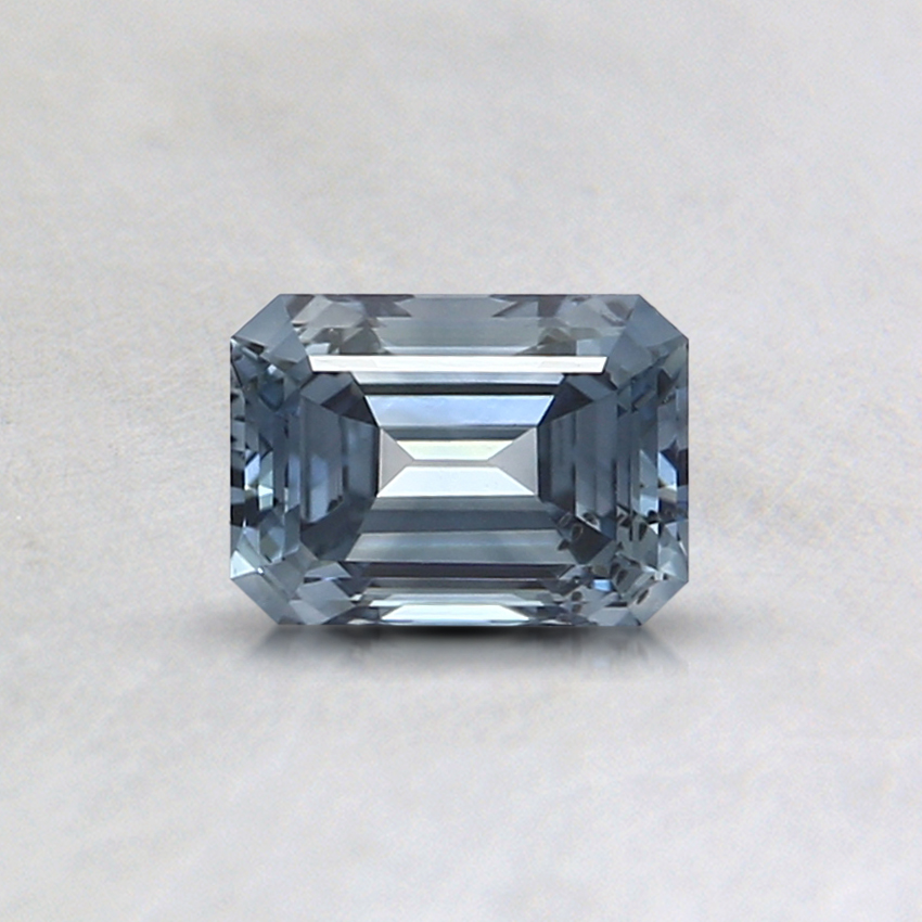0.47 Ct. Fancy Blue Emerald Lab Created Diamond