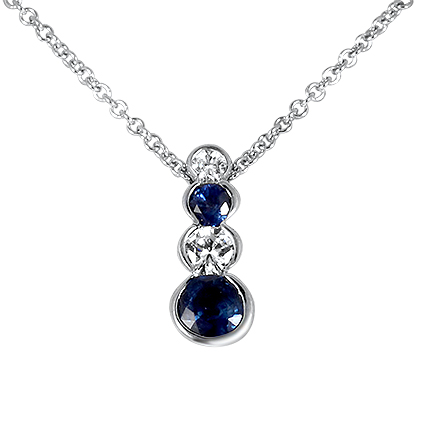 The Poltrona Pendant, top view