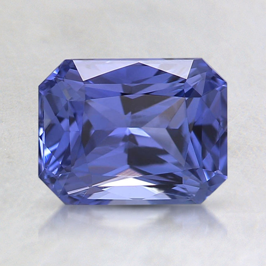 7.3x5.7mm Unheated Violet Radiant Sapphire
