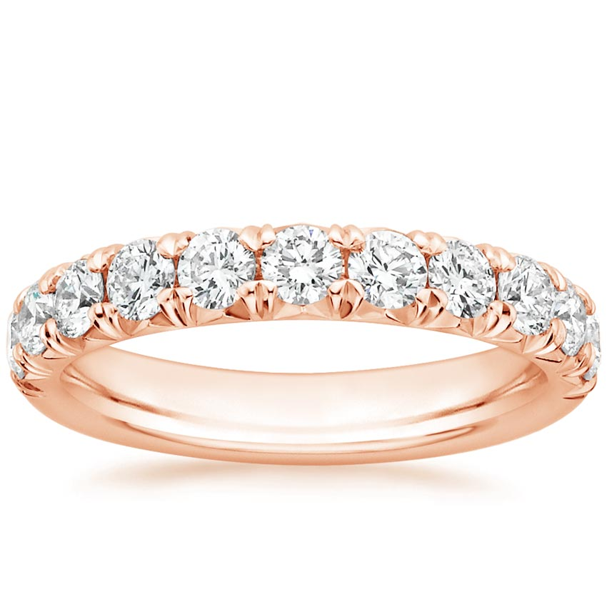 Rose Gold Ellora Diamond Ring (7/8 ct. tw.)