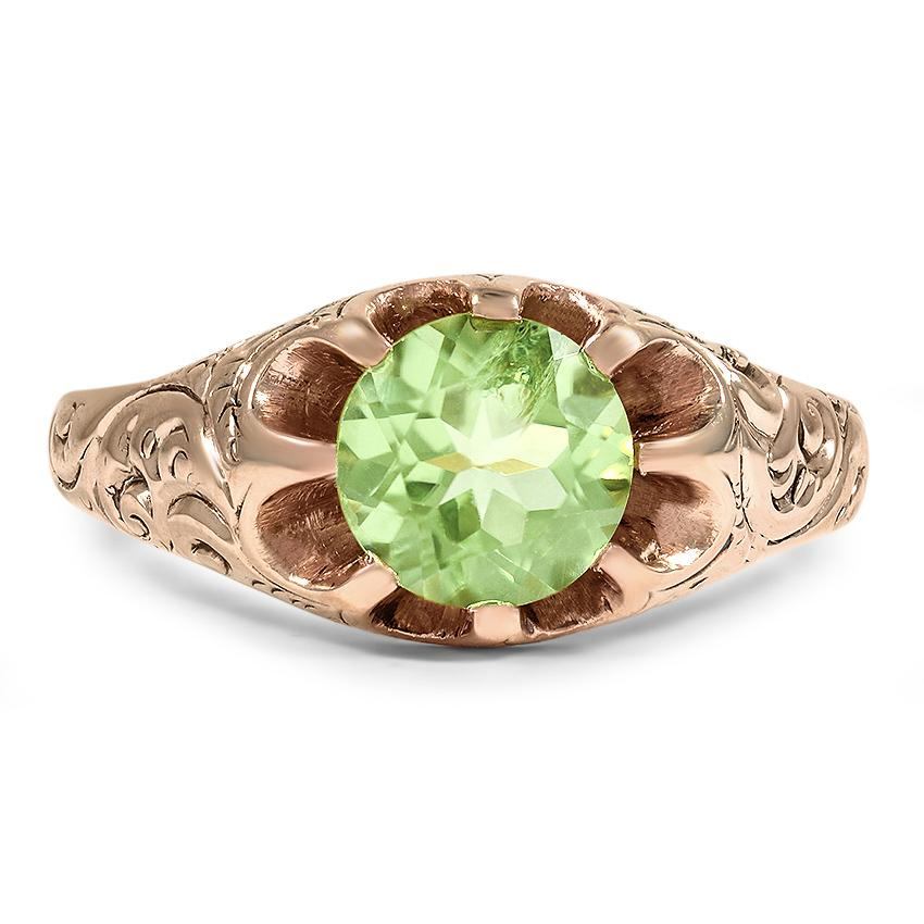 The Margeret Ring, top view