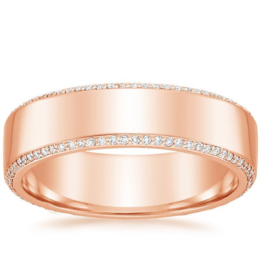 avalon eternity diamond wedding ring 25 ct tw in 14k
