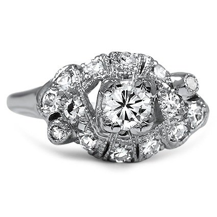 The Cordoba Ring, top view