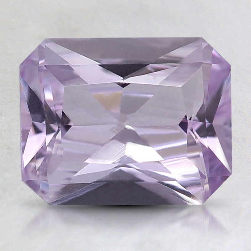 8.6x6.8mm Pink Radiant Sapphire
