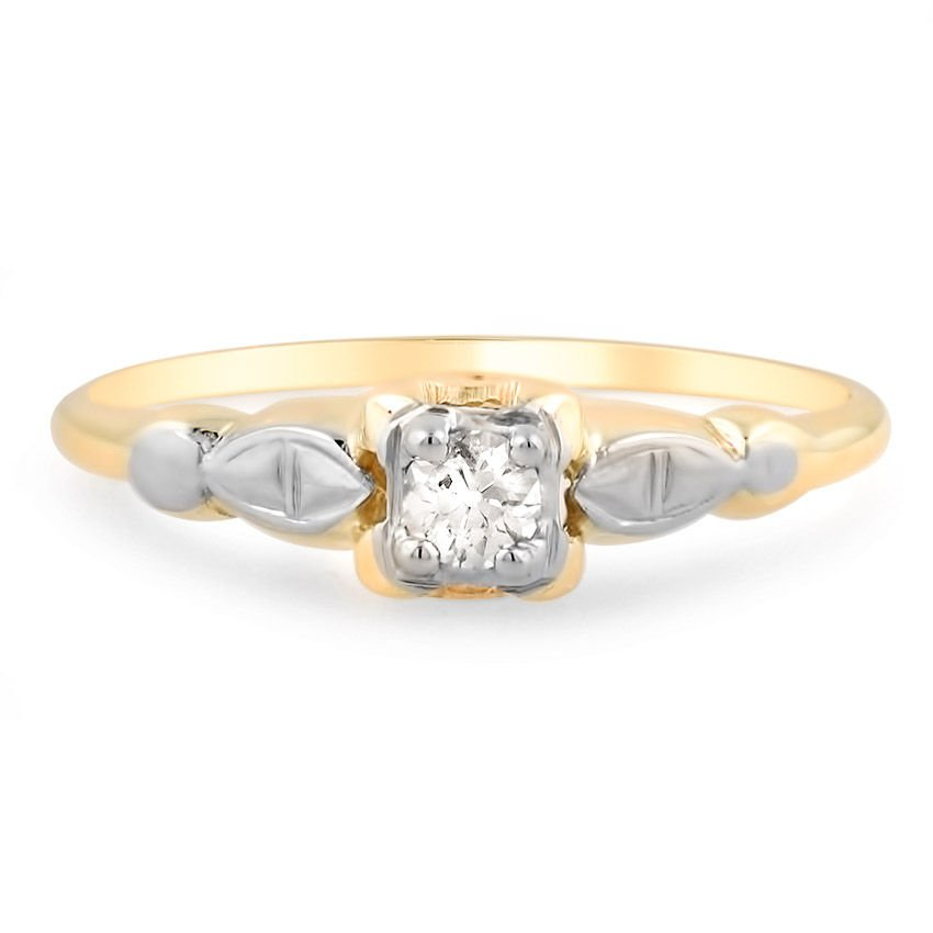 The Lida Ring, top view