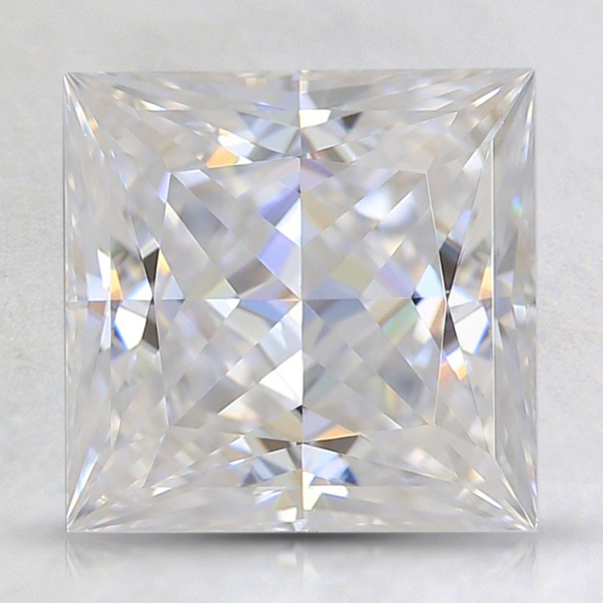 8mm Premium Princess Moissanite