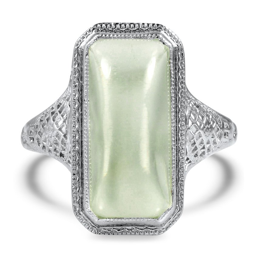 Edwardian Moonstone Cocktail Ring