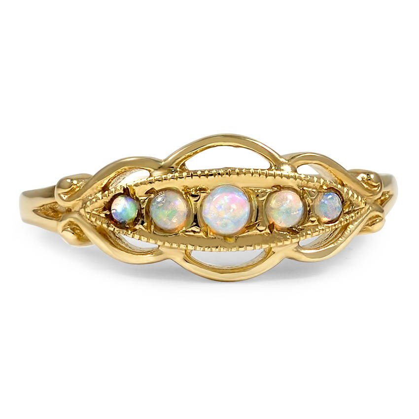 Victorian Opal Vintage Ring