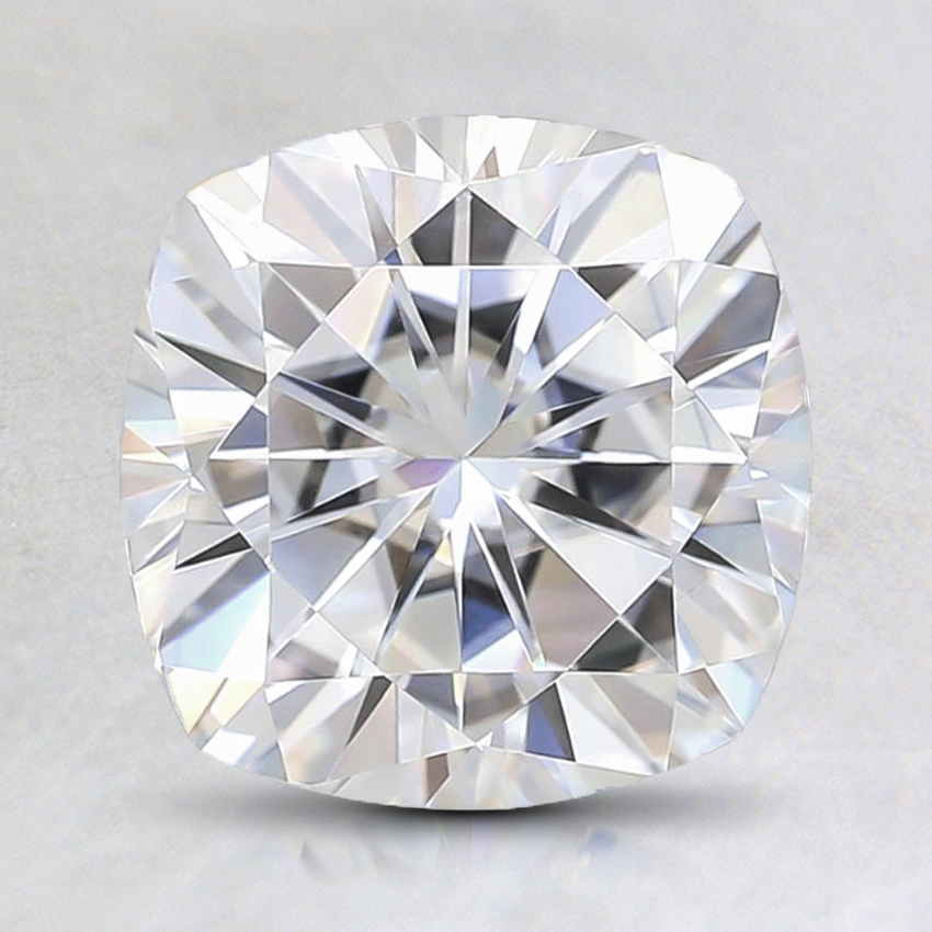 9mm Premium Cushion Moissanite