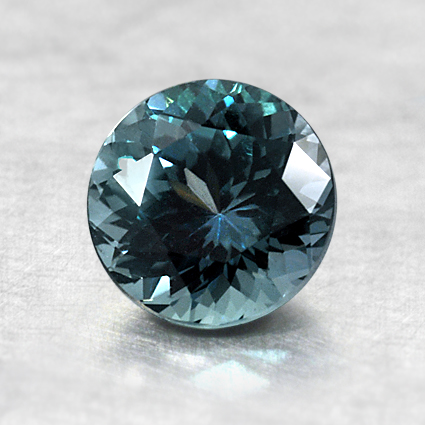 6.25mm Montana Teal Round Sapphire