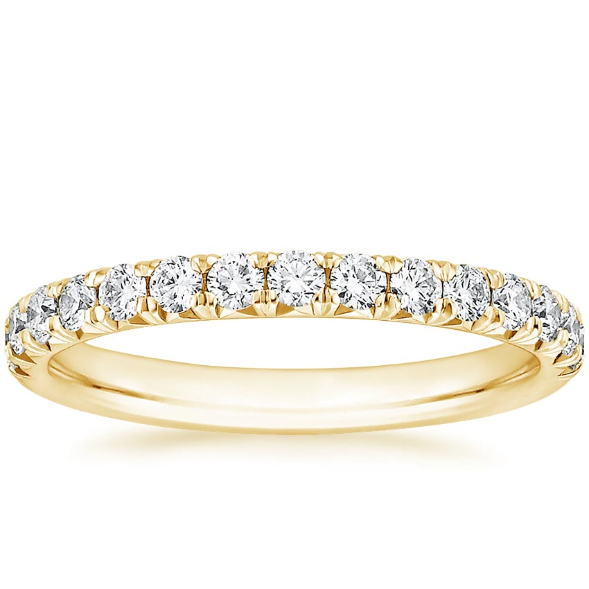 Yellow Gold Sienna Diamond Ring (1/2 ct. tw.)
