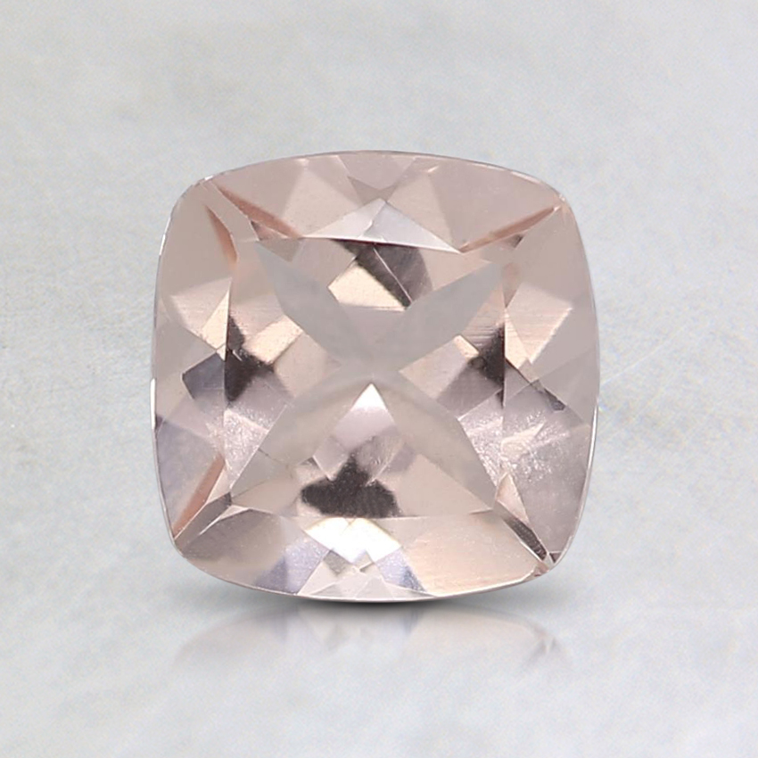 6mm Peach Cushion Morganite