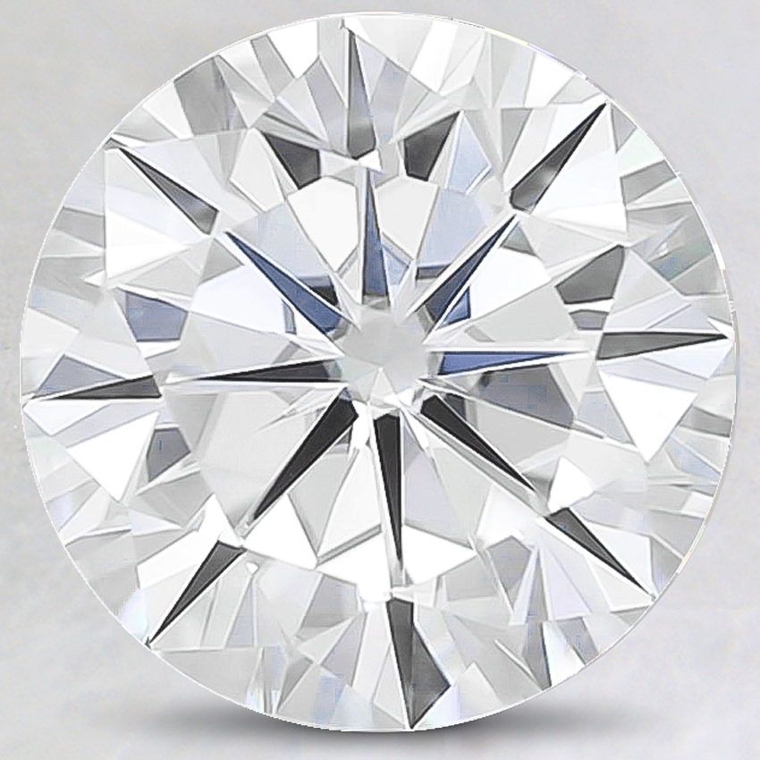 10mm Premium Round Moissanite