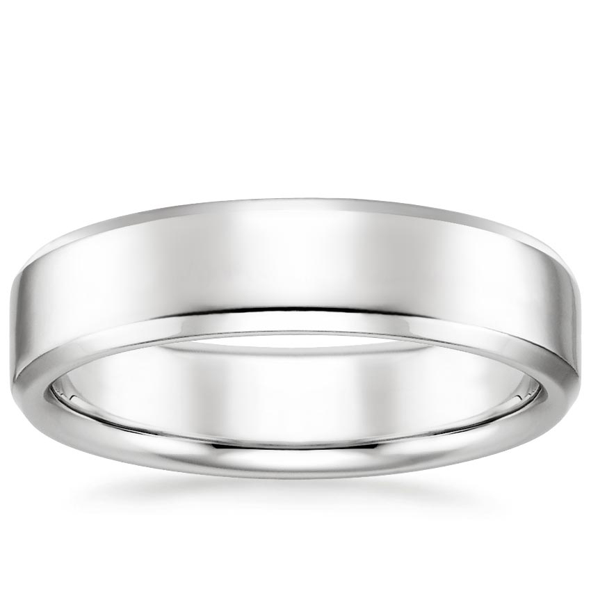 5.5mm Tiburon Wedding Ring
